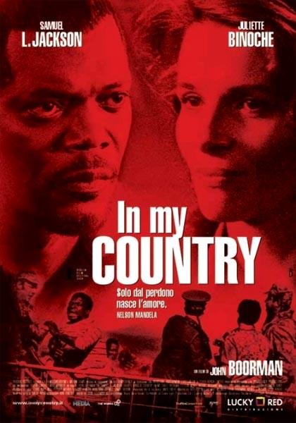 locandina film in my country